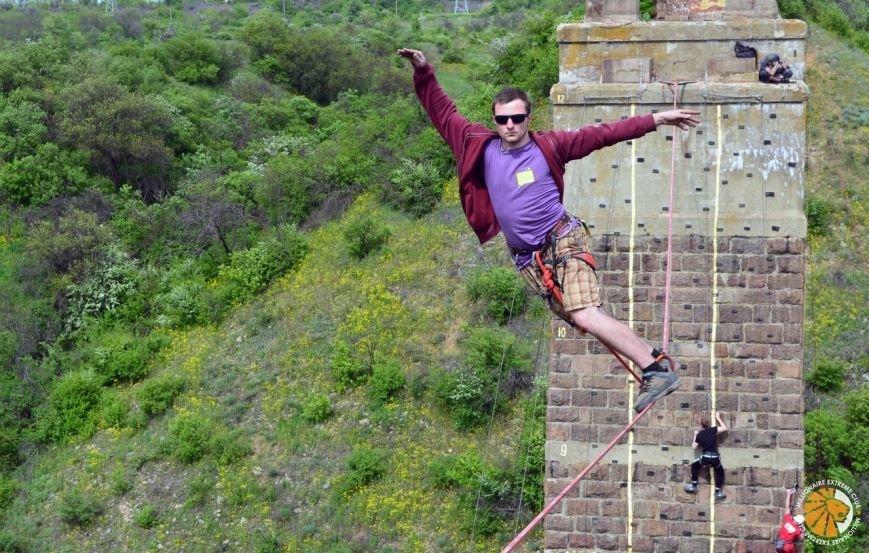 Днепропетровский слэклайнер: «Попробовать ходить по стропе может каждый» (фото) - фото 2