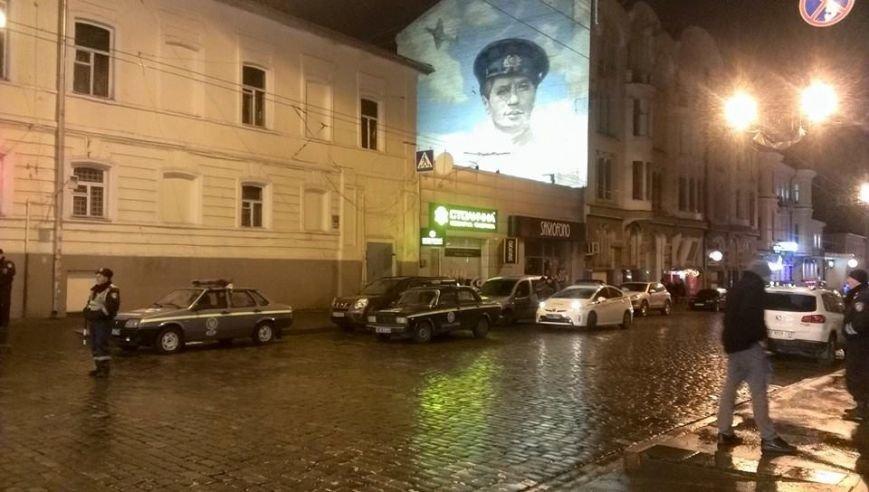 В Харькове перекрыли Сумскую из-за угрозы теракта?, фото-1