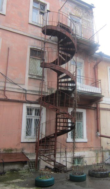 Одесса incognita: старинные лестницы (ФОТО) (фото) - фото 4