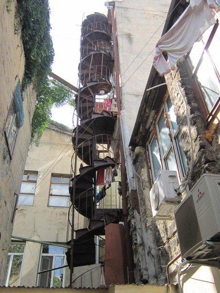 Одесса incognita: старинные лестницы (ФОТО) (фото) - фото 1