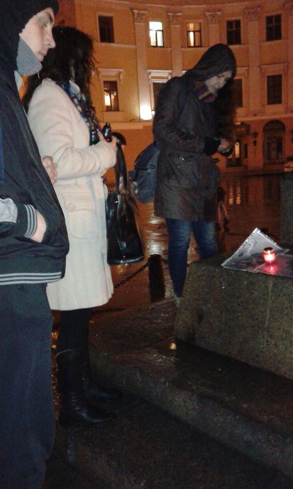 В Одессе почтили память Кузьмы (ФОТО) (фото) - фото 1