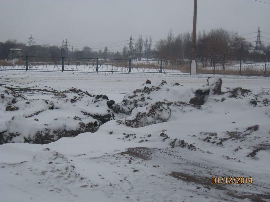 Коммунальный бардак в городе Димитрове (ФОТОРЕПОРТАЖ), фото-1