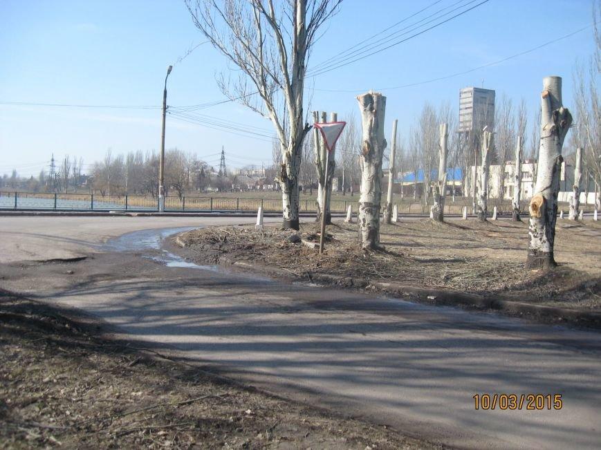 Коммунальный бардак в городе Димитрове (ФОТОРЕПОРТАЖ), фото-4