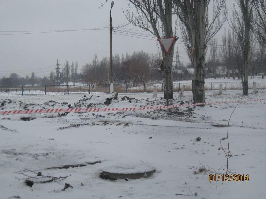 Коммунальный бардак в городе Димитрове (ФОТОРЕПОРТАЖ), фото-2