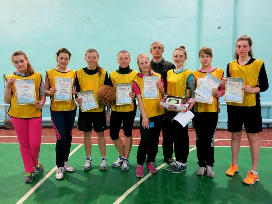 В Димитрове прошло первенство отдела образования по баскетболу среди девушек (ФОТО), фото-5