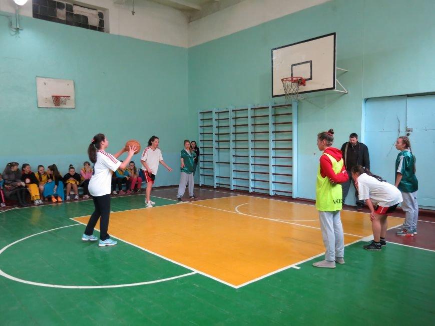 В Димитрове прошло первенство отдела образования по баскетболу среди девушек (ФОТО), фото-3