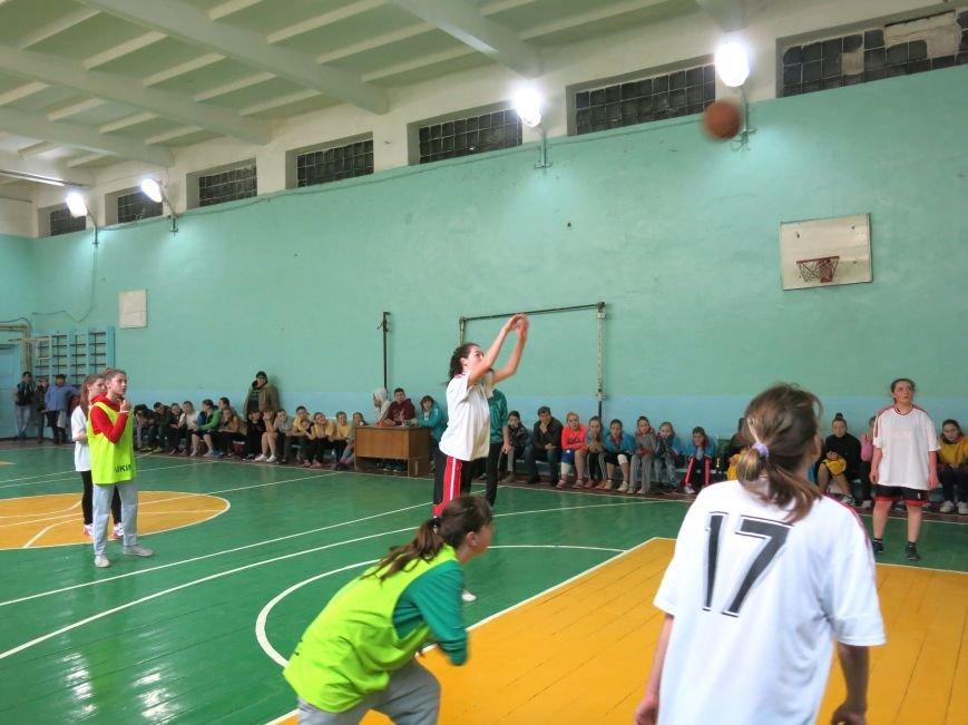 В Димитрове прошло первенство отдела образования по баскетболу среди девушек (ФОТО), фото-2