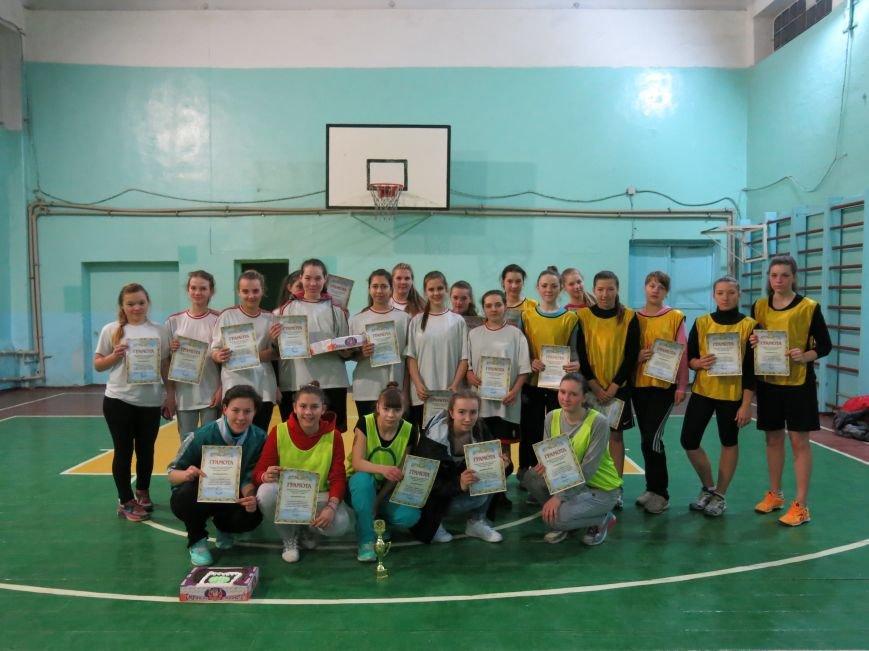 В Димитрове прошло первенство отдела образования по баскетболу среди девушек (ФОТО), фото-6
