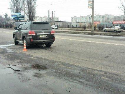 """У Черкасах сталася ДТП: """"Жигулі"""" перетворилася на звалище металобрухту (фото), фото-4"""