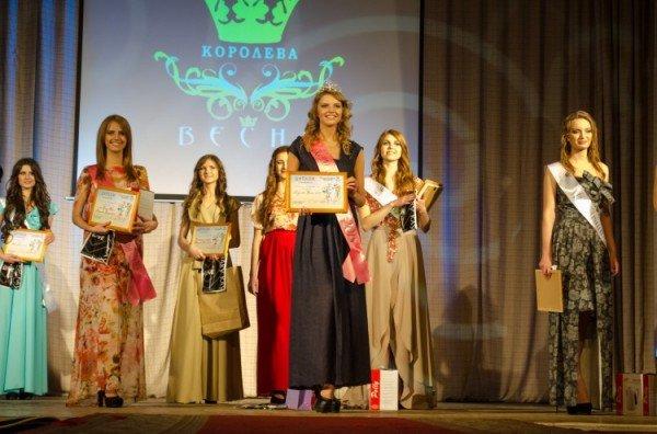 Витебской Королевой Весна-2015 стала студентка ВГТУ Светлана Горбачева, фото-12