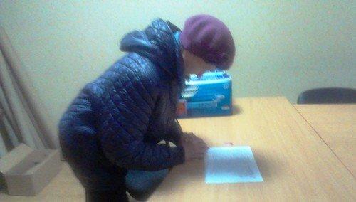 В исполкоме горсовета раздали помощь для авдеевских инвалидов (фото), фото-2
