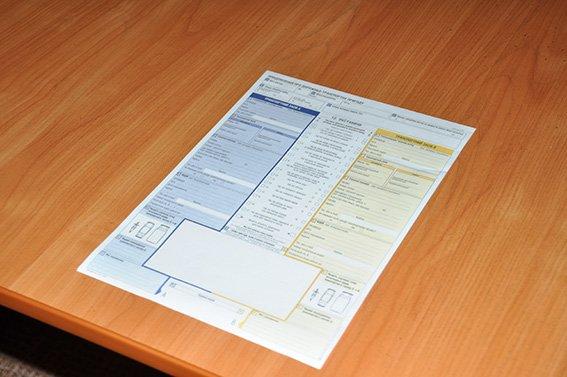 У МВС закликали громадян активніше використовувати «європротокол» (ФОТО (фото) - фото 1