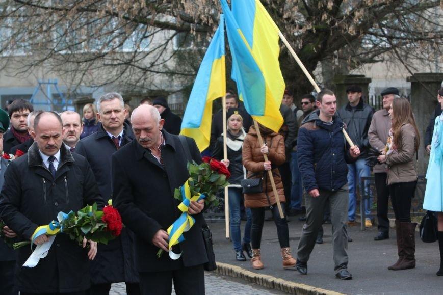 В Ужгороді влада відзначила 76-ту річницю проголошення Карпатської України (ФОТО), фото-4