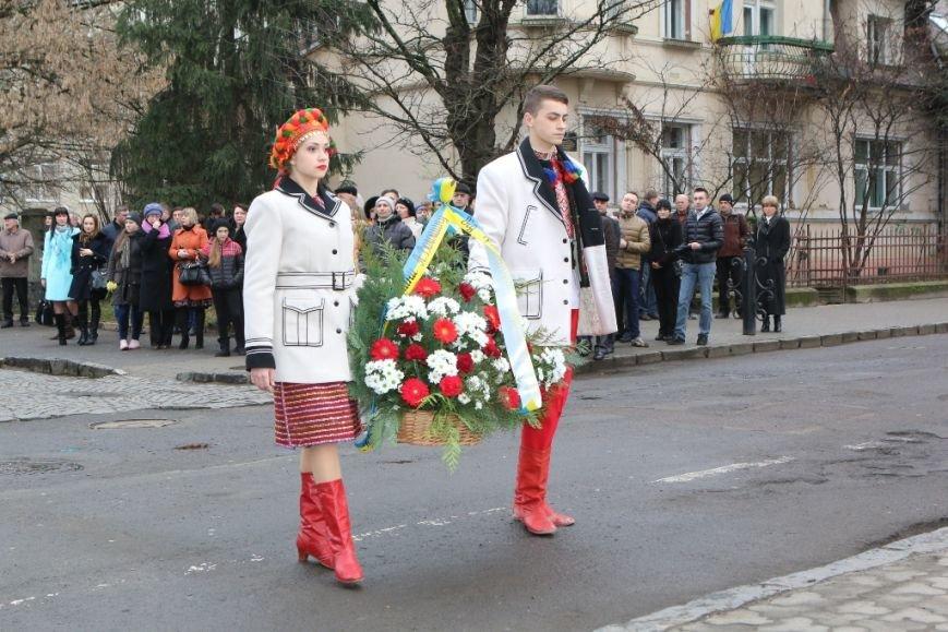 В Ужгороді влада відзначила 76-ту річницю проголошення Карпатської України (ФОТО), фото-2