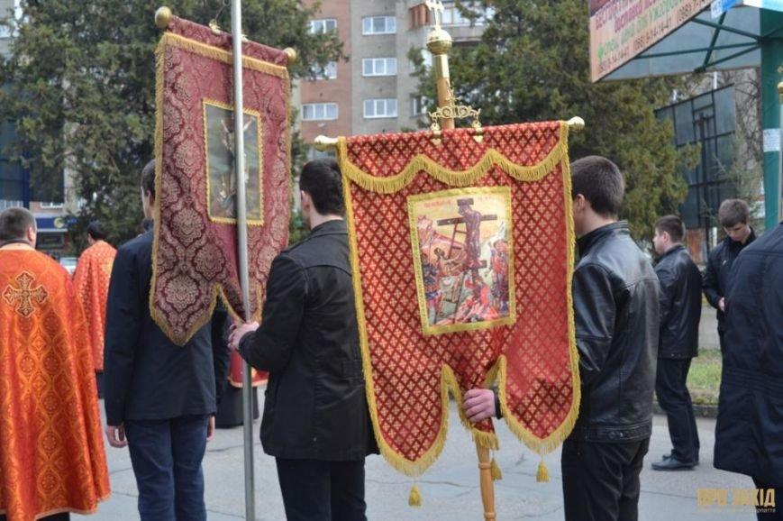 Ужгородом пройшла Хресна Хода (ФОТО) (фото) - фото 6