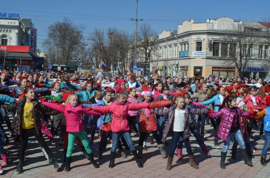 В центре Симферополя прошел детский танцевальный флешмоб (ФОТО, ВИДЕО), фото-5