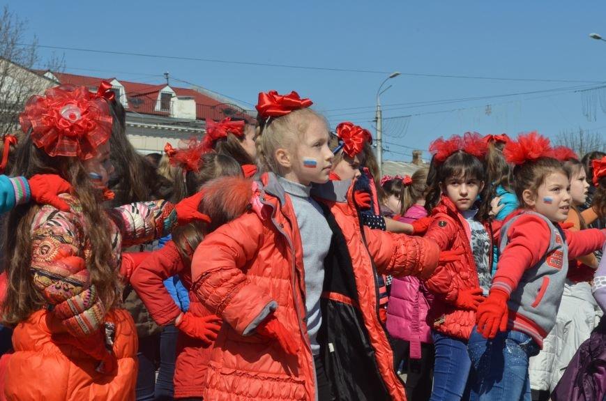 В центре Симферополя прошел детский танцевальный флешмоб (ФОТО, ВИДЕО), фото-8