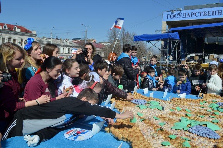 В центре Симферополя прошел детский танцевальный флешмоб (ФОТО, ВИДЕО), фото-11