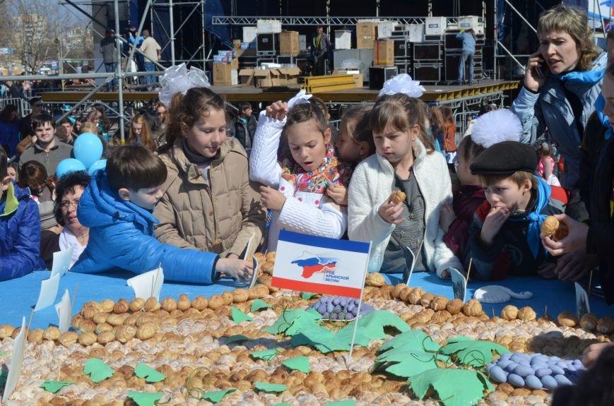 В центре Симферополя прошел детский танцевальный флешмоб (ФОТО, ВИДЕО), фото-10