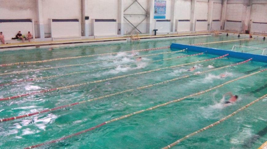 В ДНУ прошли одни из самых масштабных соревнований по плаванию (фото) - фото 1
