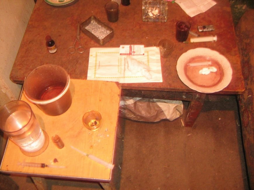 В Артемовском районе «накрыли» наркопритон, фото-3
