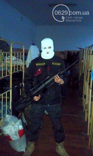 Мариуполец из батальона им. Кульчицкого после ДТП  уже встает на ноги (ФОТО) (фото) - фото 1