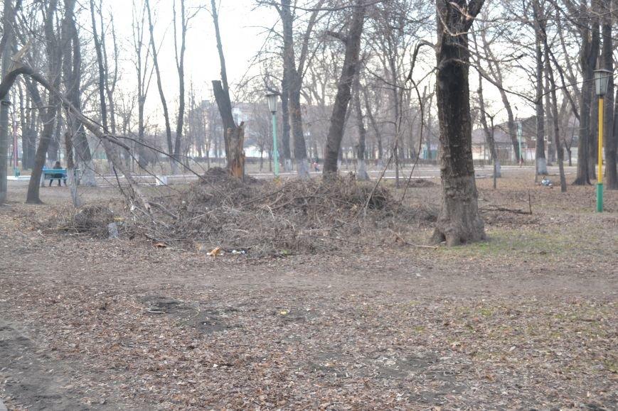 В Днепродзержинске состоится общегородской субботник, фото-2