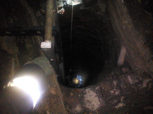 В Мелитополе спасатели вытащили старика колодца (ФОТО) (фото) - фото 2