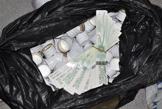 На Полтавщине ликвидировали подпольный водочный цех (ФОТО) (фото) - фото 1