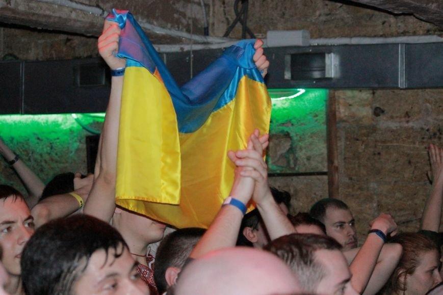 «За волю Вкраїни, Одесо, веди»: концерт этно-метал группы «Тінь Сонця» (ФОТОРЕПОРТАЖ, ВИДЕО) (фото) - фото 1