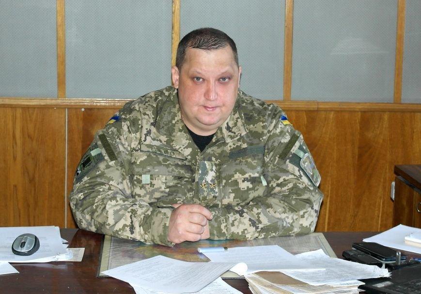 Новый военком Красноармейска: о неожиданных кадровых решениях и мобилизации (фото) - фото 3