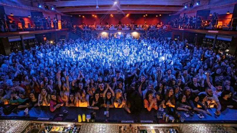«Відблиск благородного металу»: знайомтеся, його велич концерт-хол «Platinum» (фото) - фото 1