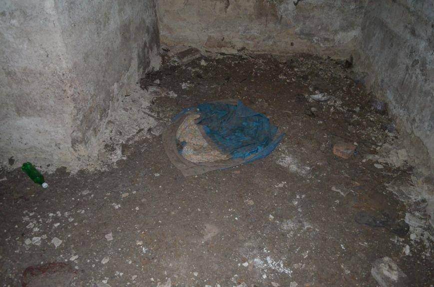 В «бомбоубежищах» Кривого Рога живут бомжи и бездомные животные (ФОТО) (фото) - фото 6