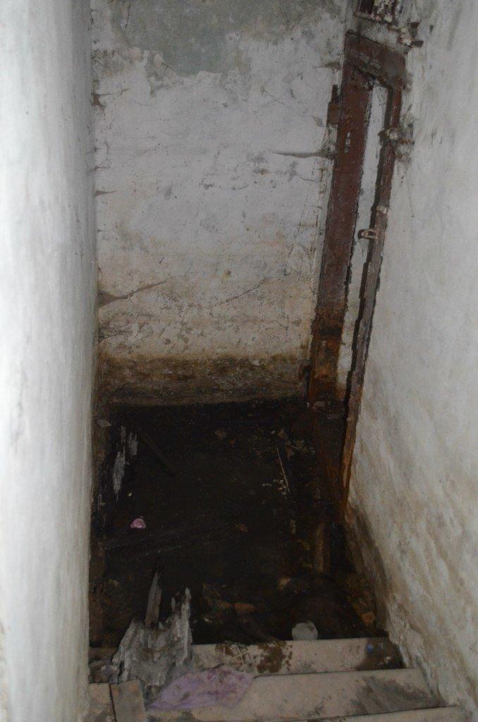 В «бомбоубежищах» Кривого Рога живут бомжи и бездомные животные (ФОТО) (фото) - фото 1