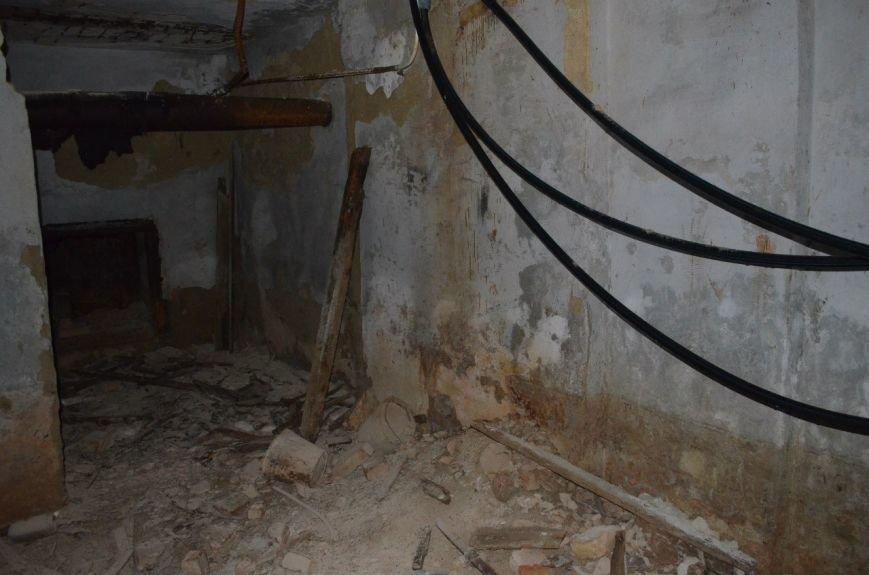 В «бомбоубежищах» Кривого Рога живут бомжи и бездомные животные (ФОТО) (фото) - фото 3
