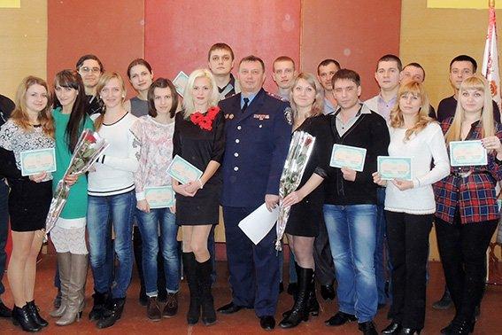 Дипломи Черкаського відділення Національної академії внутрішніх справ вручено віпускникам (фото) - фото 3