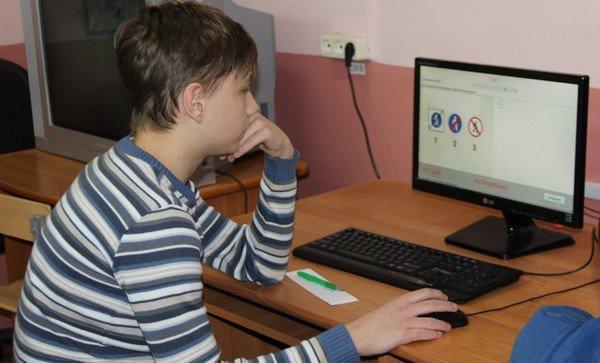 В Гродно прошла олимпиада среди детей по знанию ПДД (фото) - фото 3