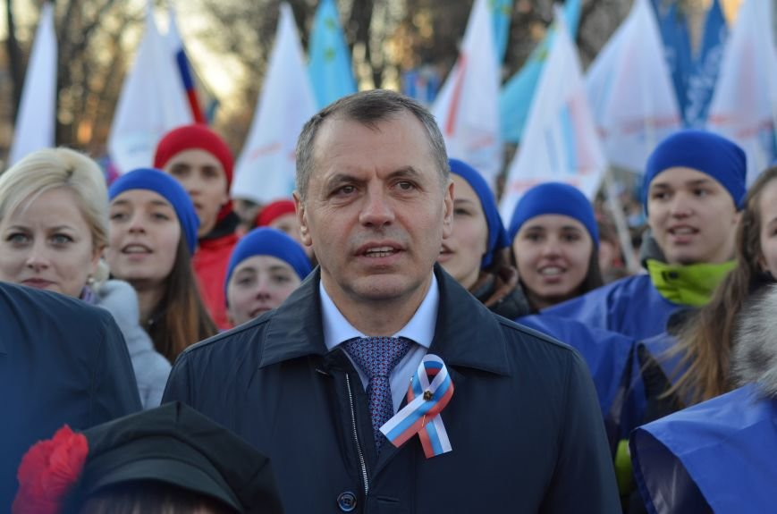 В центре Симферополя отпраздновали годовщину Референдума (ФОТО, ВИДЕО), фото-10