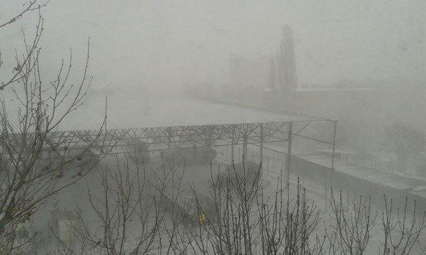 Весна в Крыму сменилась штормовой зимой (ФОТО, ВИДЕО) (фото) - фото 4