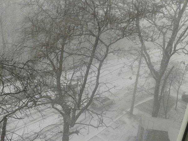Весна в Крыму сменилась штормовой зимой (ФОТО, ВИДЕО), фото-3