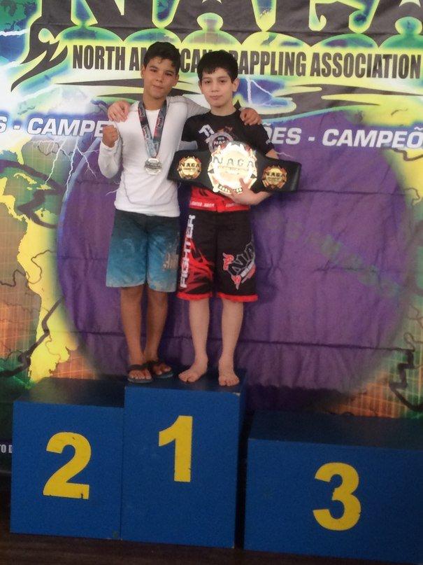 Домодедовец Магомед Гулиев стал чемпионом мирового турнира по джиу-джитсу и грэпплингу «NAGA», фото-1
