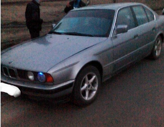 На Кіровоградщині інспектори ДАІ затримали нерозмитнений автомобіль (фото) - фото 1