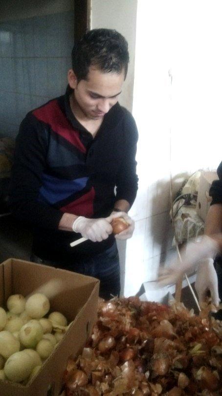 Украинские и иностранные студенты СумГУ помогают воинам АТО (ФОТО) (фото) - фото 2
