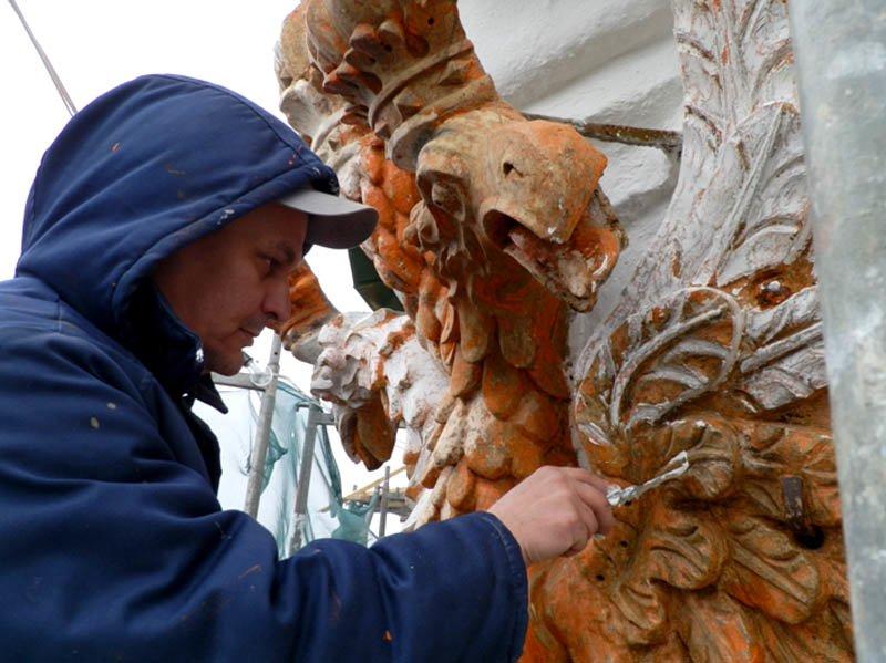 В апреле для посетителей откроют Большую лаврскую колокольню (ФОТО) (фото) - фото 1