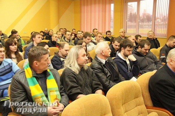 Средняя зарплата гродненских футболистов из «Немана» не превысит 6,5 млн. рублей (фото) - фото 4