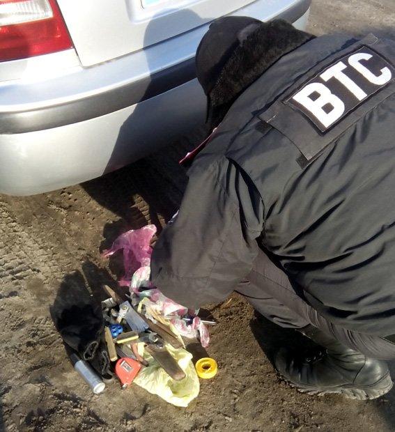 На Николаевщине мужчина угрожал взорвать АЗС (ФОТО) (фото) - фото 2