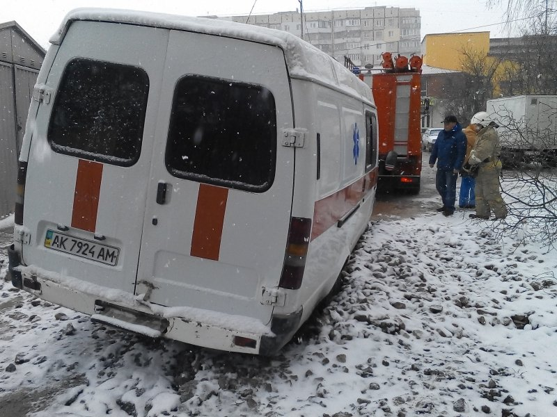 снег скорая2