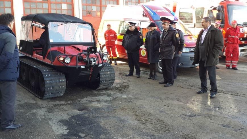 Буковинські рятувальники побували в Румунії в рамках співпраці (фото) - фото 1