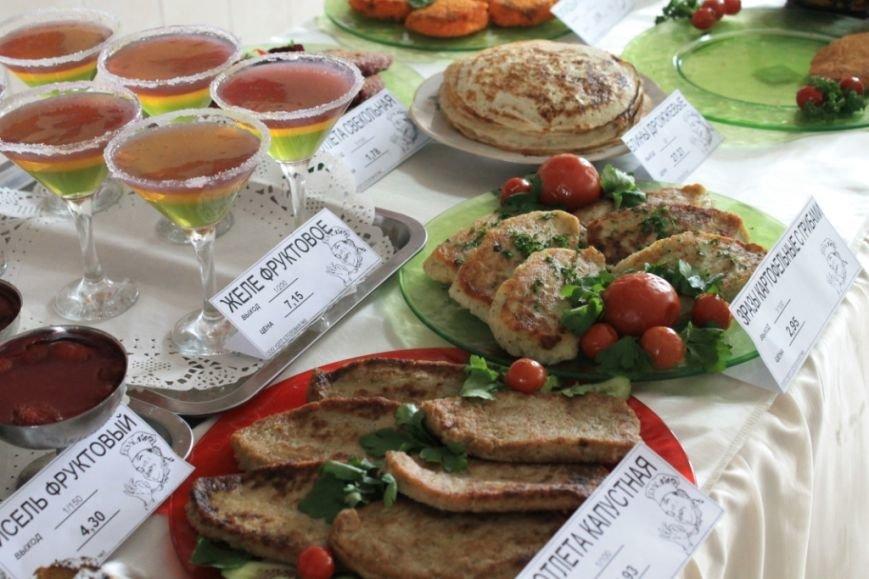 В столовых УОПТ для металлургов - сбалансированное постное меню и фирменные мясные блюда (фото) - фото 1