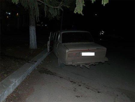 На Сумщине на тротуаре сбили пешехода (ФОТО) (фото) - фото 1